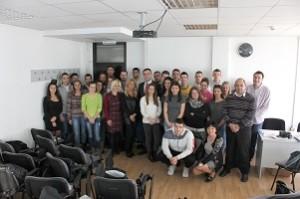 Predavanje studentima FPPS u Novom Sadu-Centar za Osiguranje uz podršku Wiener Städtische osiguranja