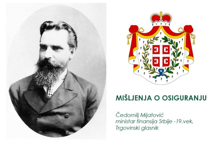 Mišljenja o osiguranju | 19. vek Srbija