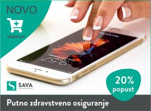 NOVO! online prodaja SAVA osiguranja