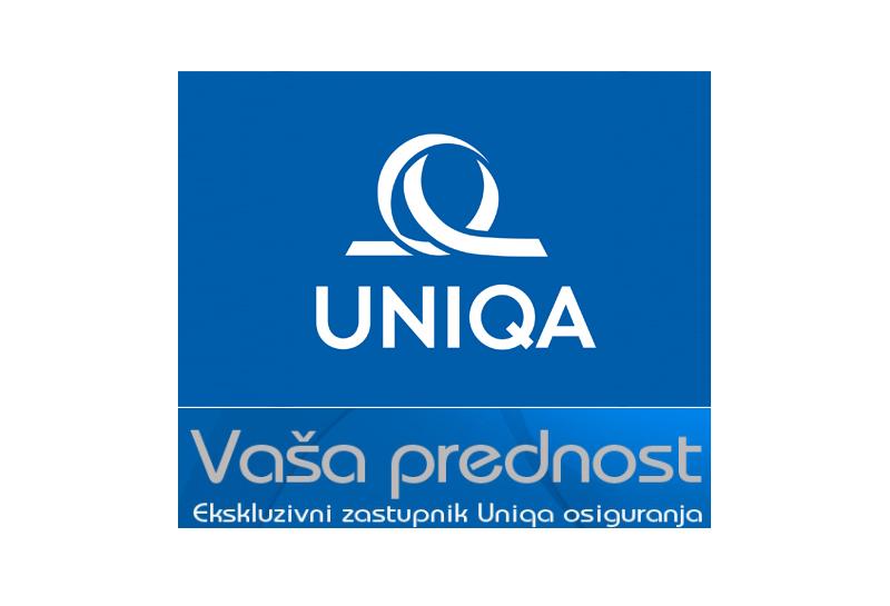 Vaša Prednost Ekskluzivni zastupnik UNIQA osiguranja